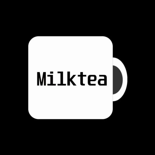 :milktea: